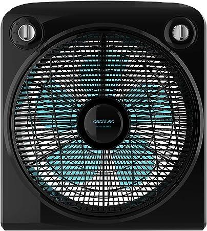 Cecotec EnergySilence 6000 PowerBox Black Ventilador de Suelo. 5 ...