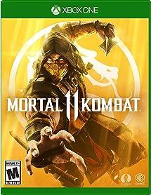 Mortal Kombat 11 - Xbox One: Whv Games: Video Games - Amazon com