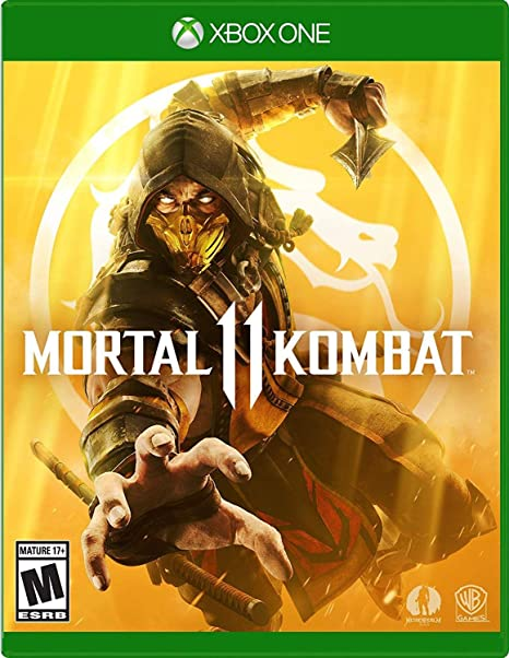 Amazon Com Mortal Kombat 11 Xbox One Whv Games Video Games