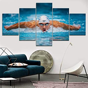 Michael Phelps Huge Giant Wall Art New Poster Print Picture