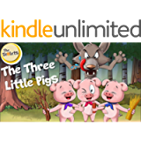 The Three Little Pigs: The classic bedtime story about three little pigs and a big bad wolf.