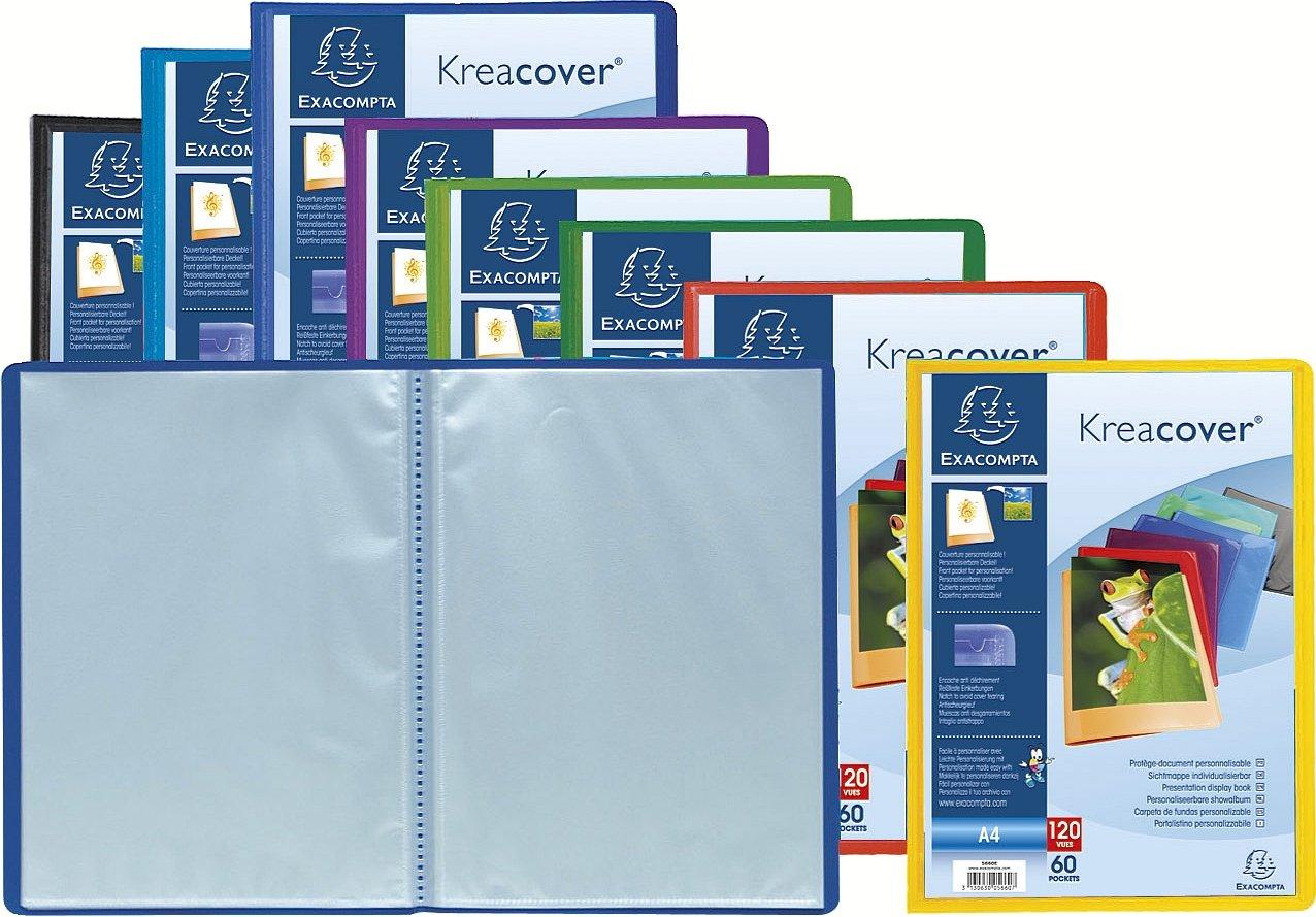 5 x 30 feuilles 59,5 x 41 cm Bleu//Blanc Sigel HO350//5 SLot de 5 Sous-mains avec grille horaire//calendriers sur 3 ans