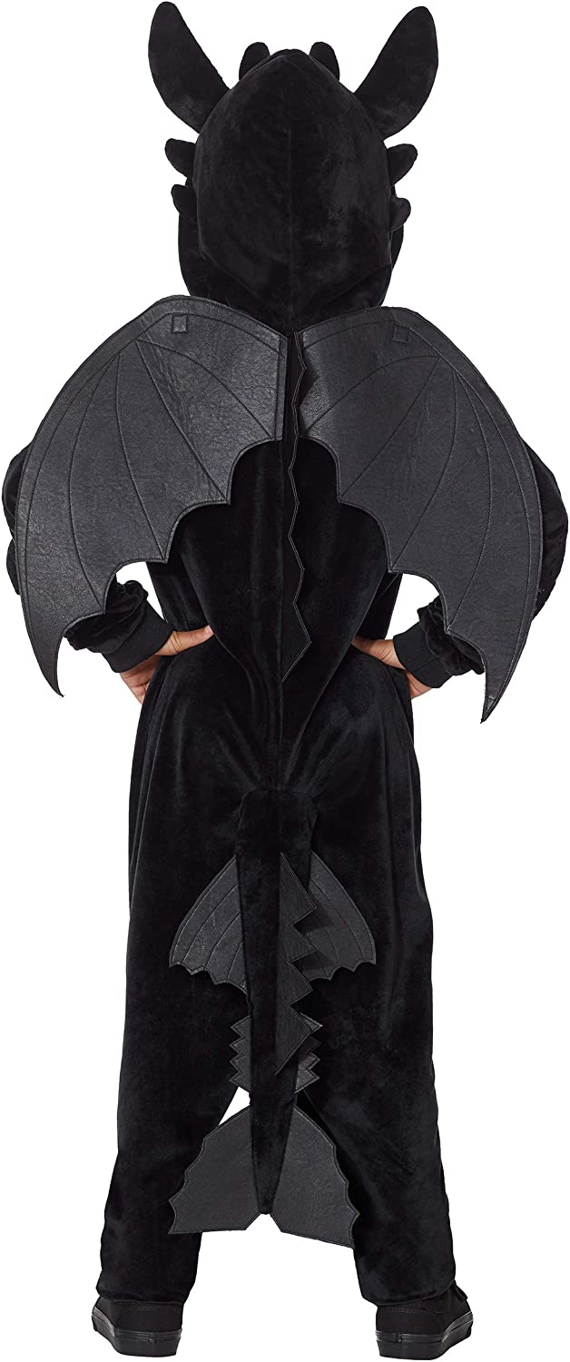 Officially Licensed Spirit Halloween Toddler Toothless How to Train Your Dragon Costume