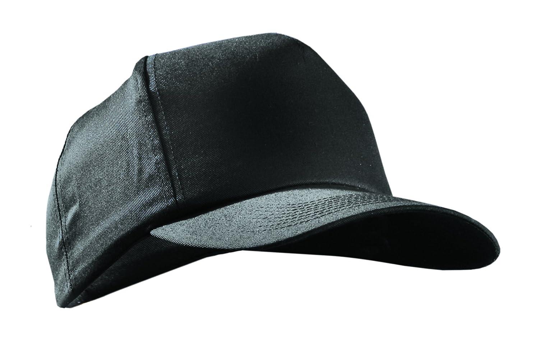 Occunomix V410-B06 Vulcan Baseball Bump Cap, Black