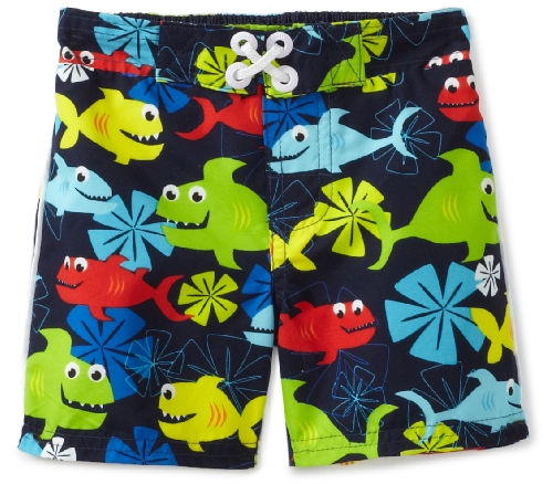 Osh Kosh Baby Boys' Swim Trunk