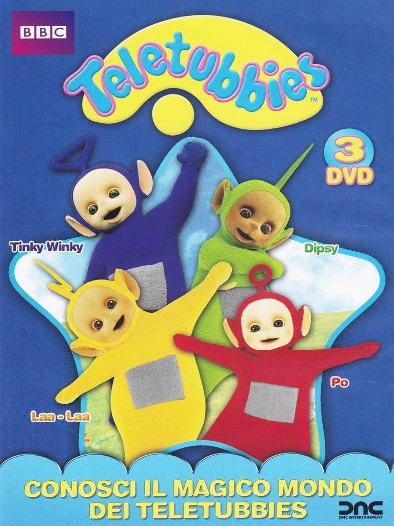 conosci il magico mondo dei teletubbies [Italia] [DVD]