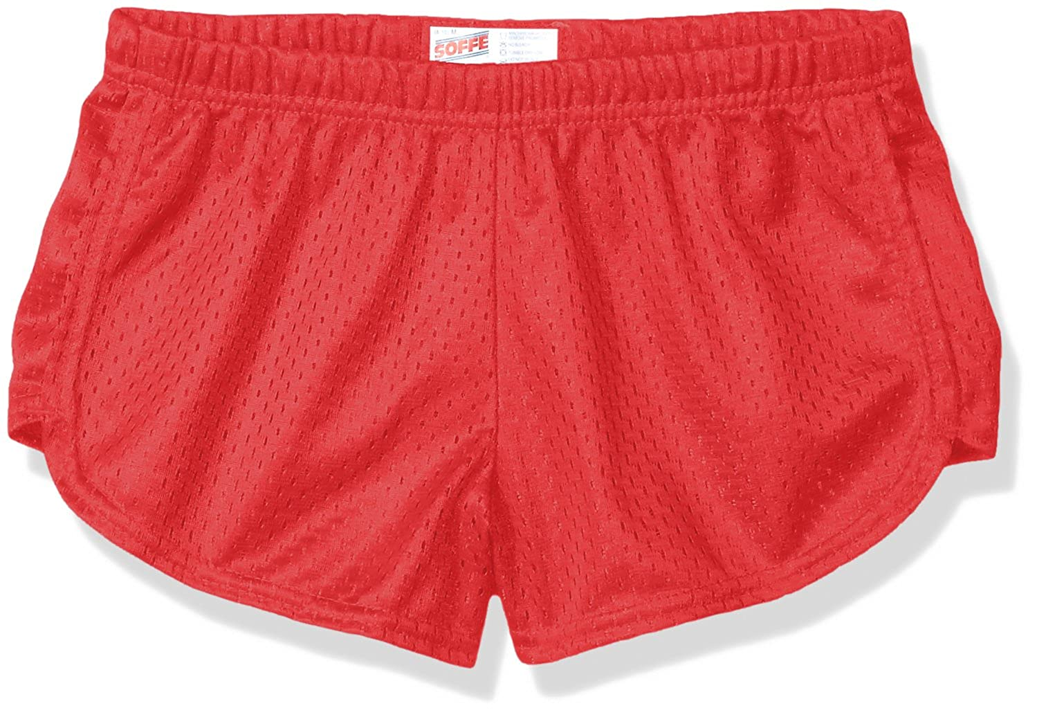 Soffe Girls' Big BRD MSH Short 2 Poly Soffe Children' s Apparel 461G