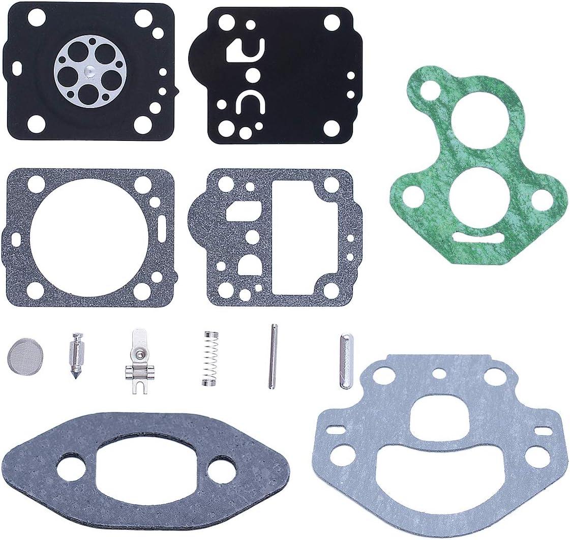 Adefol Motosierra Carburador Junta del silenciador Reparar Kit para Husqvarna 235 240 Repuestos OEM para Zama RB149 RB 149 RB-149