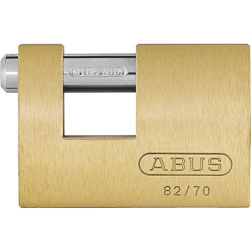 ABUS H30 11491 Cadenas d'haute sécurité monoblocs 82/70