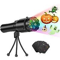 Fitfirst Handheld Halloween Projector Lights