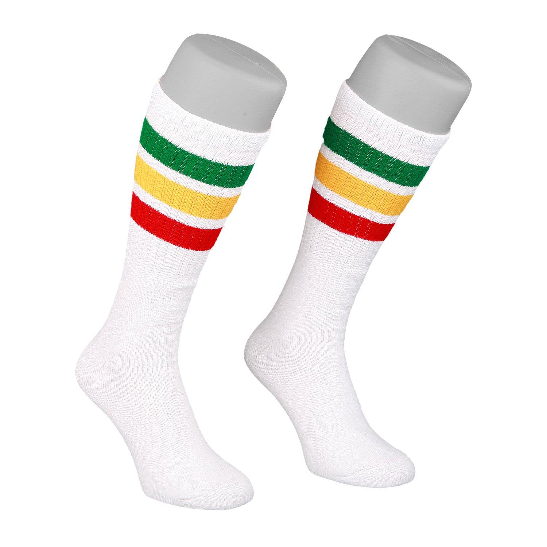 Skater Socks 19 Mid Calf Tube Socks