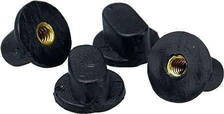 2019 Kookaburra Cricket Helmet Replacement Nuts x 4