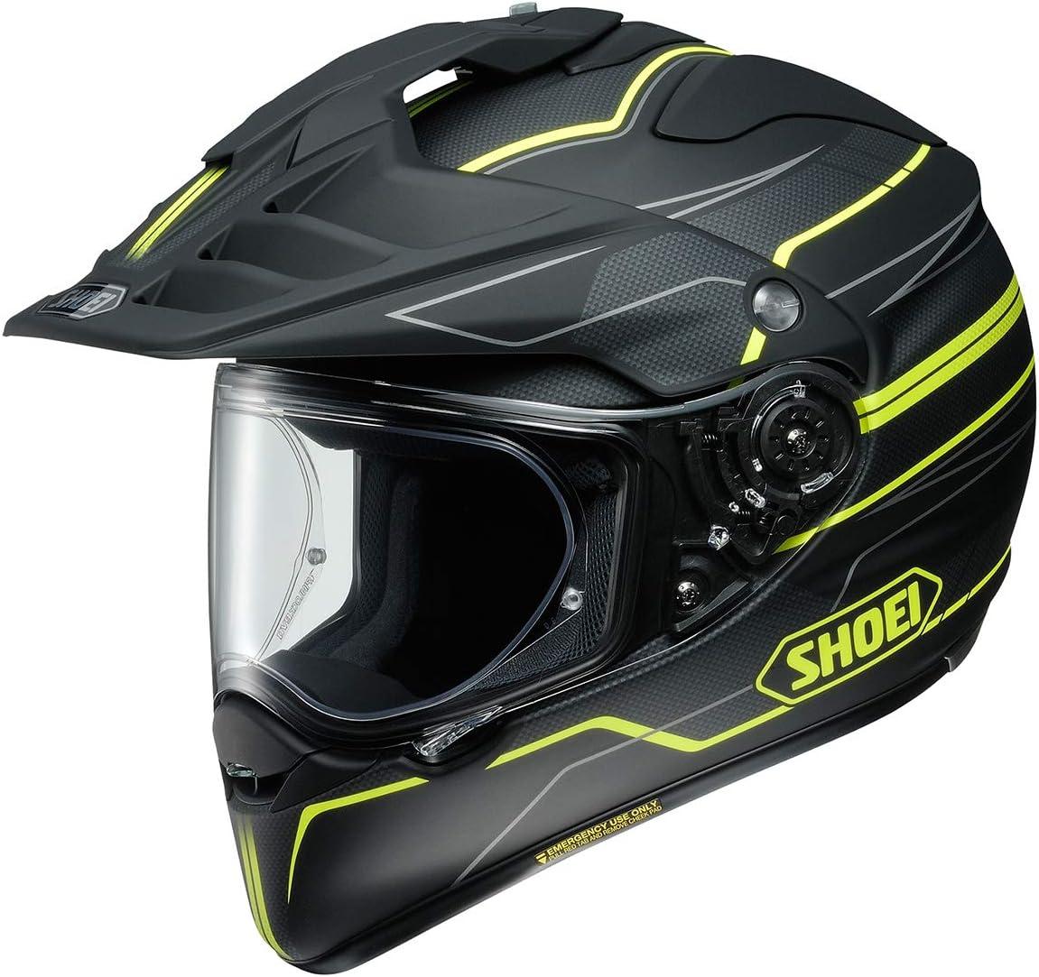 Shoei Hornet X2 Navigate Street Racing Motorcycle Helmet