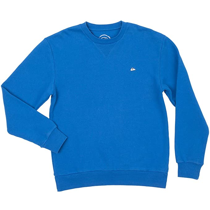 Quiksilver - Sudadera, algodón y poliéster, color azul Talla:xx-large: Amazon.es: Deportes y aire libre
