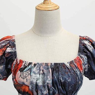 Vestidos para Mujer, Casual, de Verano, Vintage, de la década de ...