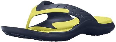 Crocs Modi Sport Flip-Flop, Gr. 37.5 EU, Farbe: Navy/Bijou Blue