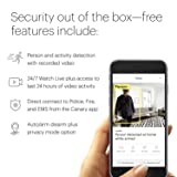 CANARY Flex Indoor Outdoor WiFi HD Home Security