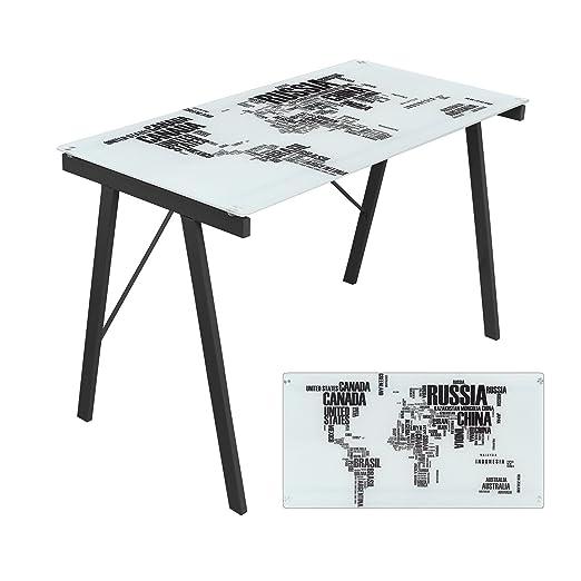 Metro tienda mapa del mundo oficina escritorio/mesa de dibujo ...