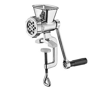 Küchenprofi 0825562805 Stainless Steel Meat Mincer Size. 5, silver ... | {Küchenprofi 23}