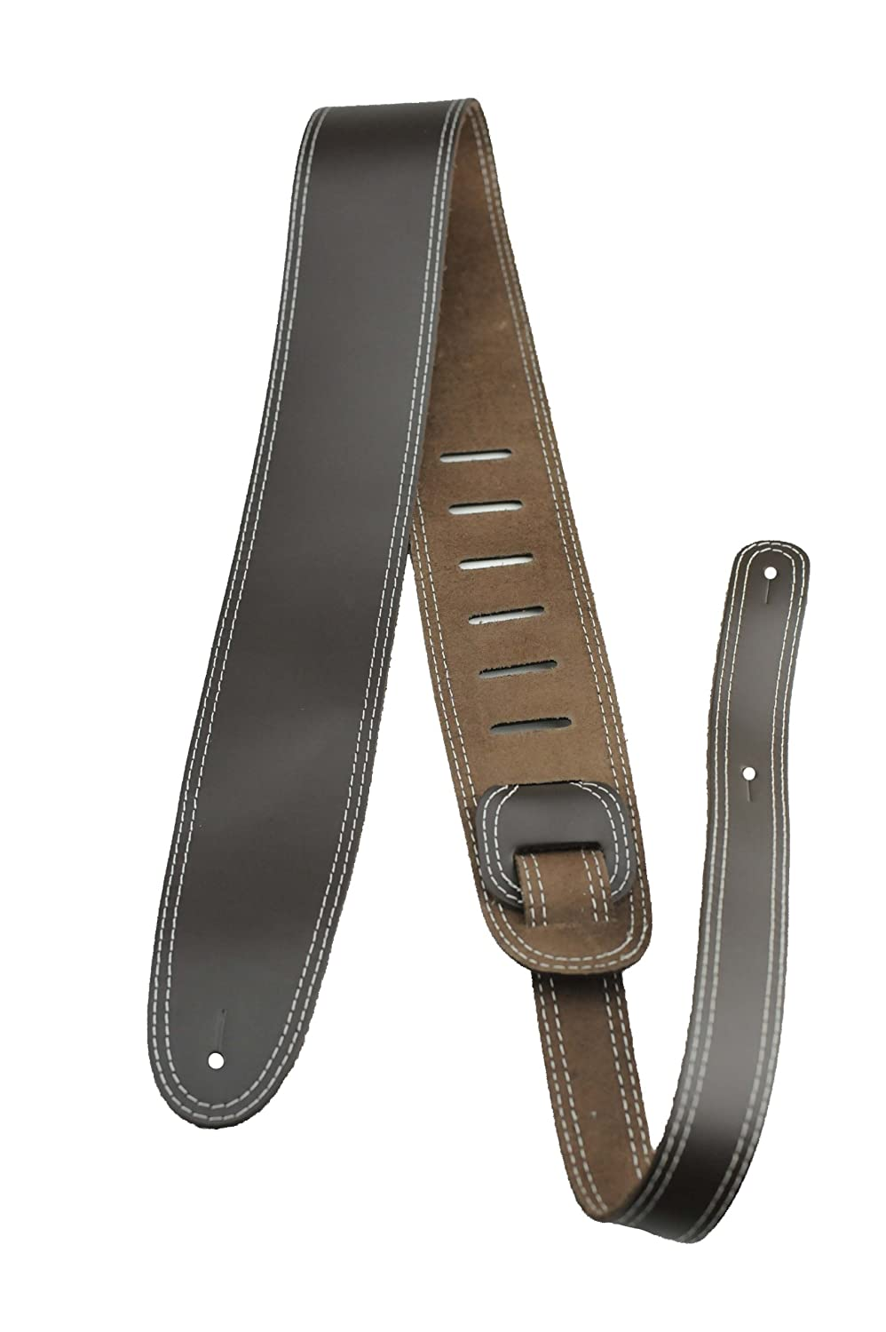 Perri's Leathers P25SMS-1719 2.5-Inch Guitar Strap Perri's Leathers