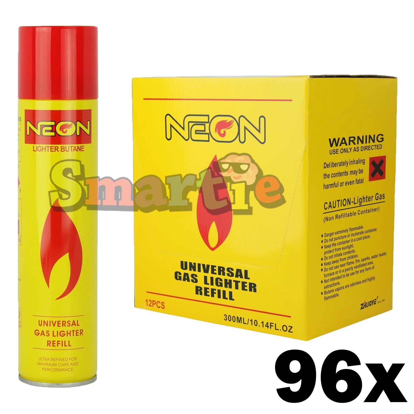 Neon Butane (96 Pack)