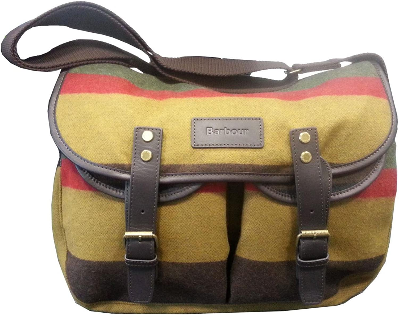 ekvation Svärta Bibeln  Barbour Striped Wool Tarras Bag (Classic): Amazon.co.uk: Shoes & Bags