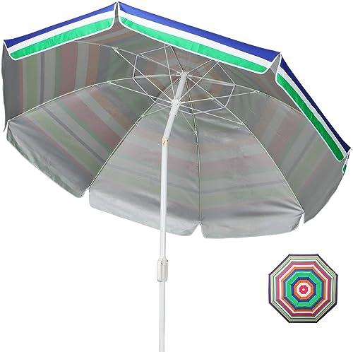 Lucear Beach Umbrella Sun Shelter