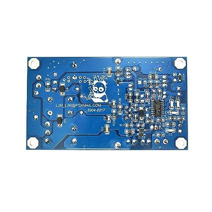 Q-BAIHE L15DSMD IRS2092S Mono Digital Amplificador Junta w/Clase D Terminado Amplificador Junta: Amazon.es: Electrónica