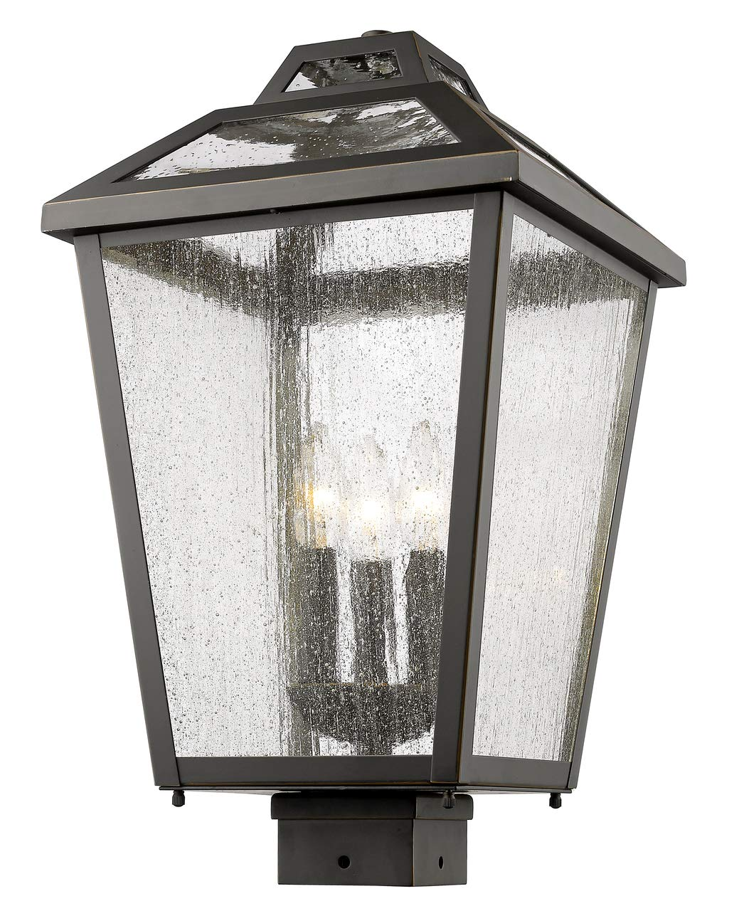 Z-Lite 539PHBS-ORB 3 Outdoor Post Mount Light