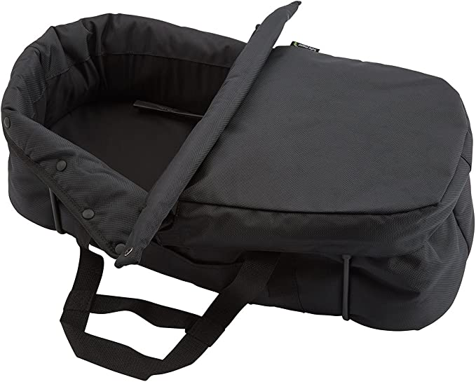 Baby Jogger - Capazo para cochecito de bebé City Select, color negro: Amazon.es: Bebé