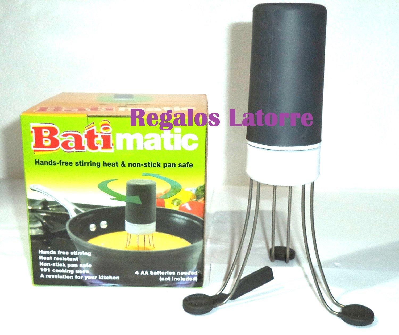 Robo Crazy, dispositivo para mezclar, licuadora para salsas y ...
