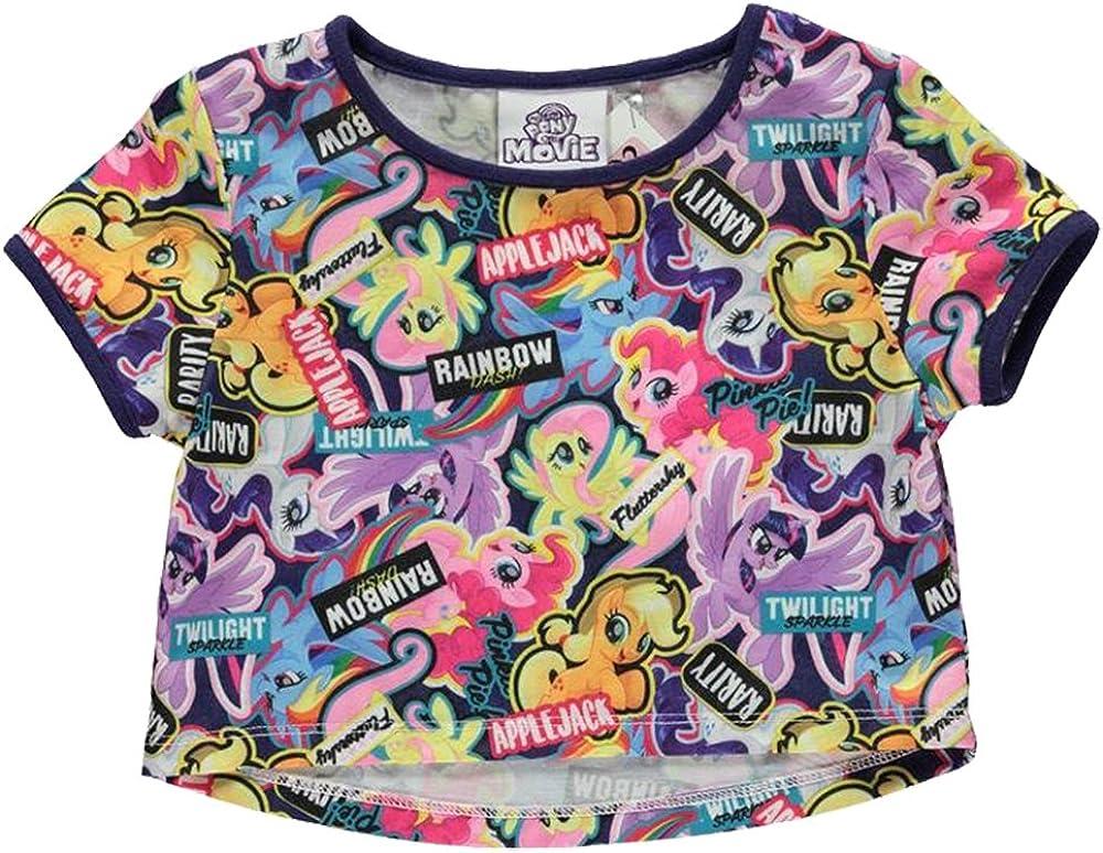 Character/ Kids Girls Lightweight Short Sleeve T Shirt Top