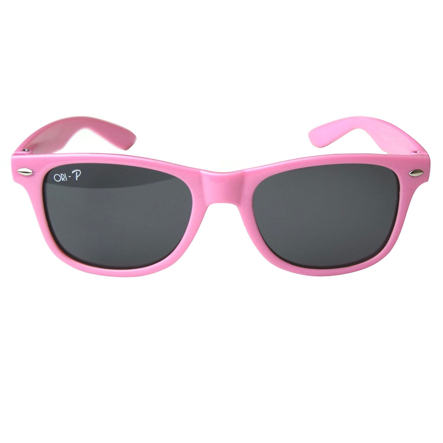 425feb13b48 Polarspex Girls Elastic Cateye Kids Toddler Girls Polarized BPA Free  Sunglasses PSX06