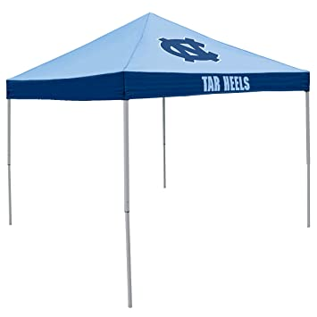NCAA North Carolina Tarheels Economy Tailgate Tent  sc 1 st  Amazon.com : carolina tent - memphite.com