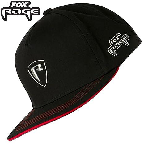 Fox Rage Shield Flat Peak – Gorra de béisbol Sombrero para Pesca ...