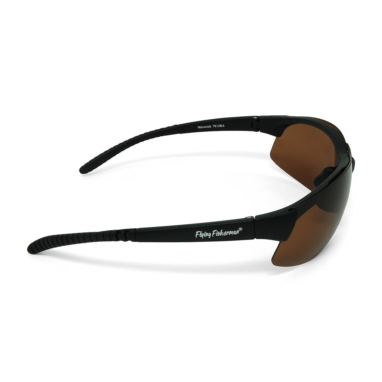 c75748ee4d Flying Fisherman Maverick Polarized Sunglasses (Matte Black Frame ...
