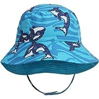 vivobiniya Baby Boy Summer Hats Toddler boy Bucker hat Sun Hats 0-8years Old