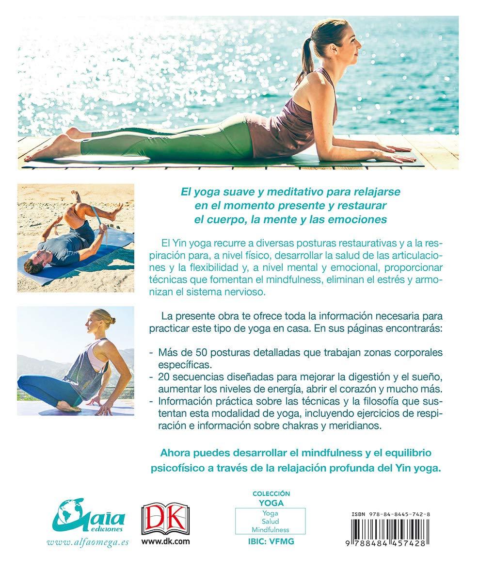 Yin Yoga: Kassandra Reinhardt: 9788484457428: Amazon.com: Books