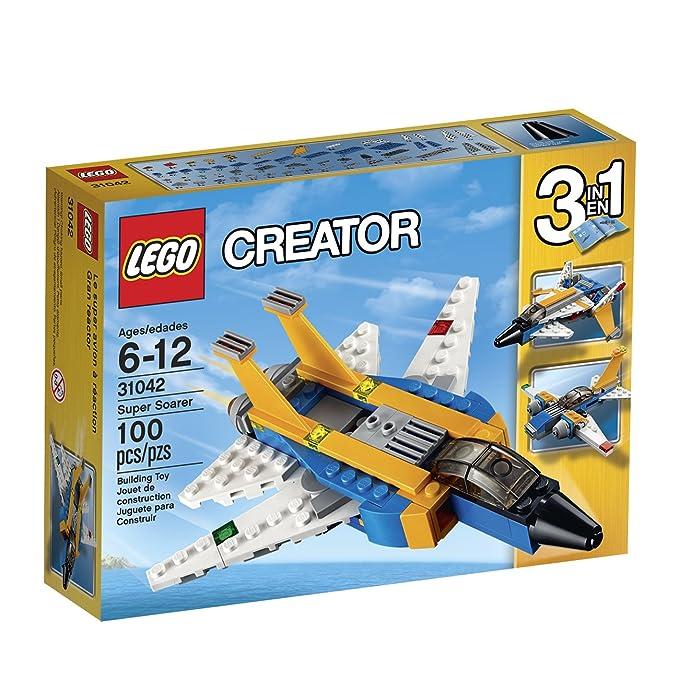 Amazon Lego Creator Super Soarer 31042 Toys Games