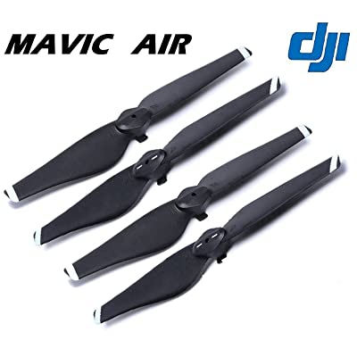 Genuine DJI Mavic Air Quick-Release Propellers, 2 Pairs: Camera & Photo