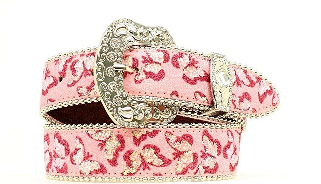 Little Big Kids Blazin Roxx Girls Butterfly Belt