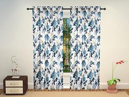 Buy Indian Online Mall 3d Digital Printed Polyester Long Door