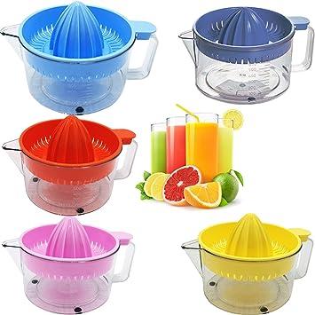 Utensilio de cocina eléctrica Mini naranja limón Exprimidor Mano Press fruta Exprimidor máquina herramienta de cocina Gadgets: Amazon.es: Hogar