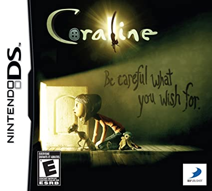 Amazon Com Coraline Nintendo Wii Video Games