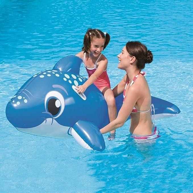 Intex - Delfín Hinchable Flotante (41087): Amazon.es: Juguetes y ...