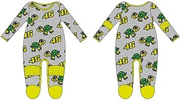 VR46 Pijama Pelele bebé Kid Valentino Rossi Tarta 46 TG.