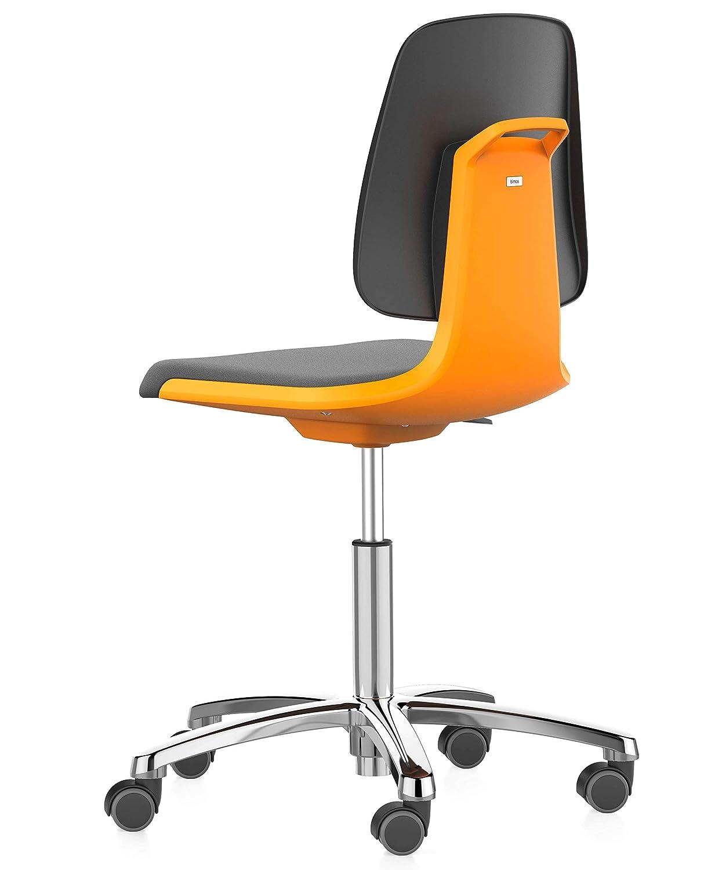 Bimos 1209000 Labsit 2 - Silla con funda de asiento (espuma de poliuretano), color naranja: Amazon.es: Industria, empresas y ciencia