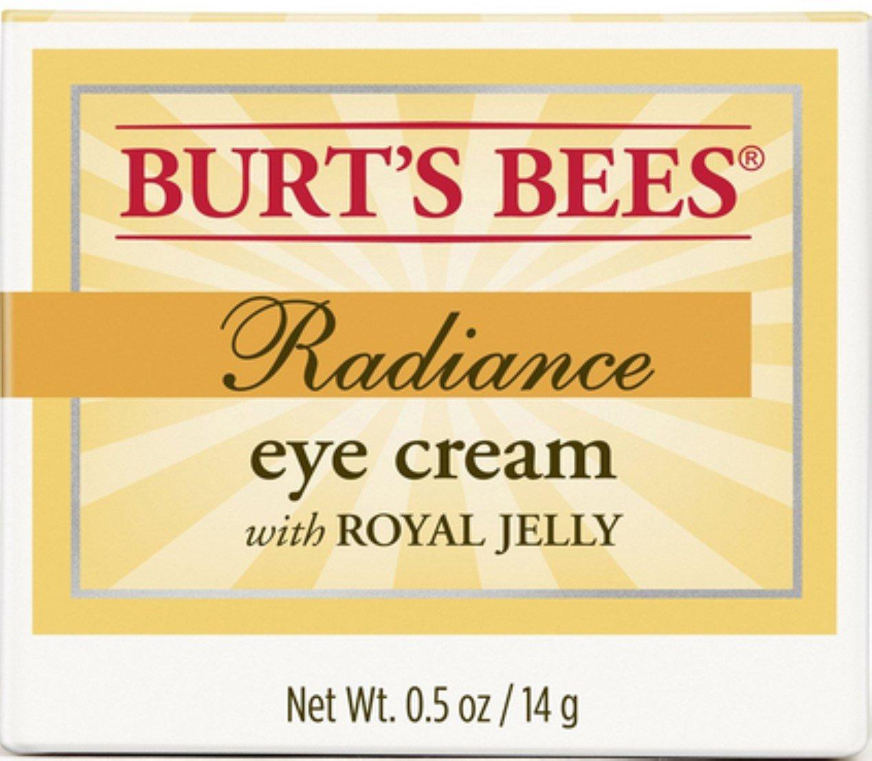Burts Radiance Eye Creme Size .5z Burt'S Bees Radiance Eye Creme