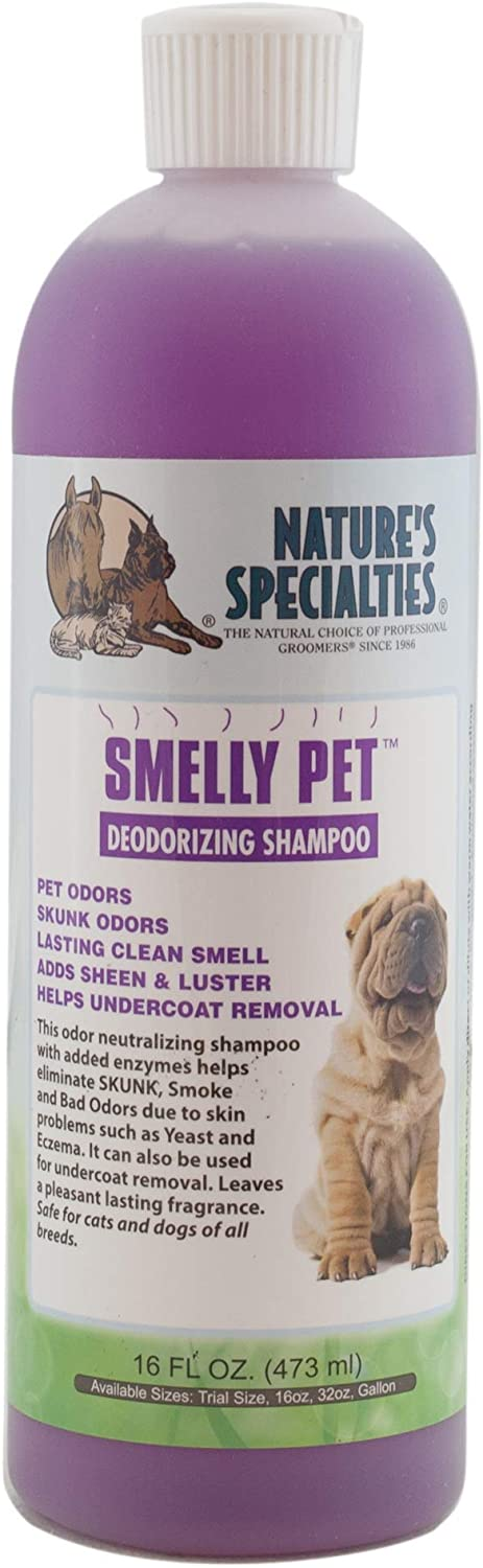 Nature's Specialties Smelly Pet Shampoo