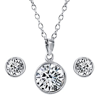 Buy valantine gifts mahi with swarovski crystal elements rhodium valantine gifts mahi with swarovski crystal elements rhodium plated solitaire pendant set for women nl1104136r mozeypictures Image collections